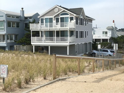 View of house from ocean
