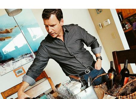 Meet Steve Walters (Husband) - Master Vintner