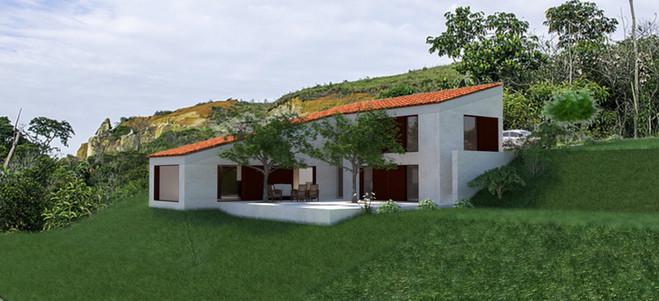 Miravento House