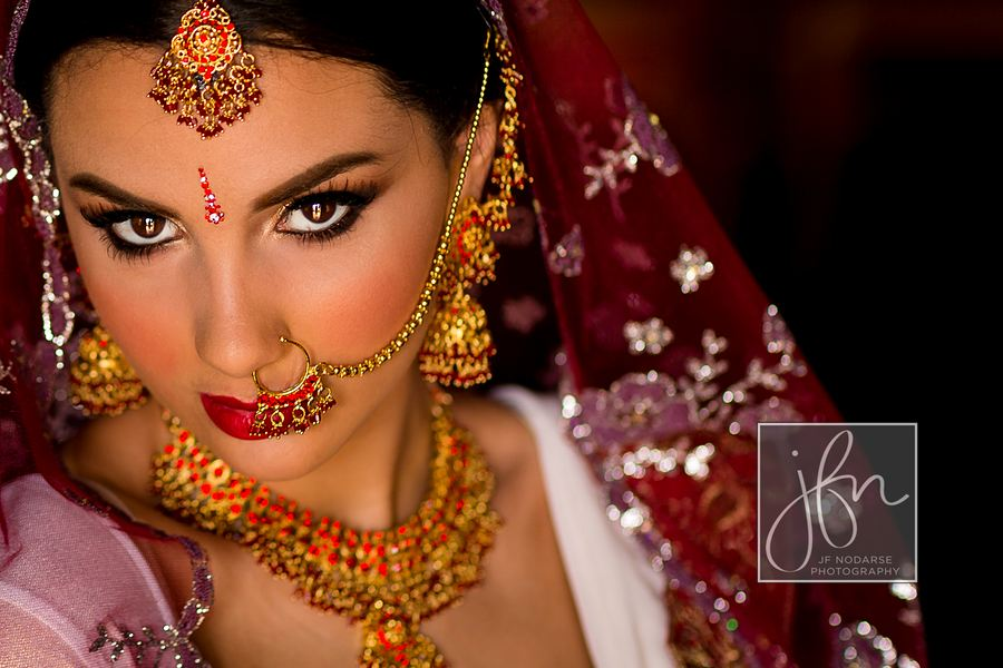 Indian Wedding Makeup Hair