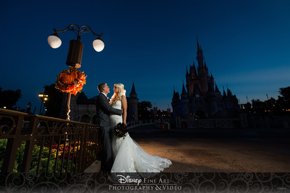 Halloween Wedding Orlando