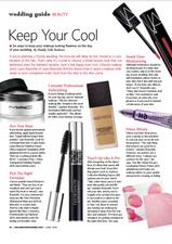 Makeup Artist Pro Contribution: Orlando Magazine Article