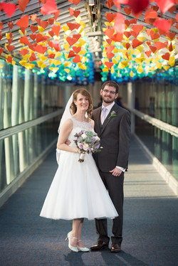 Orlando Science Center Wedding