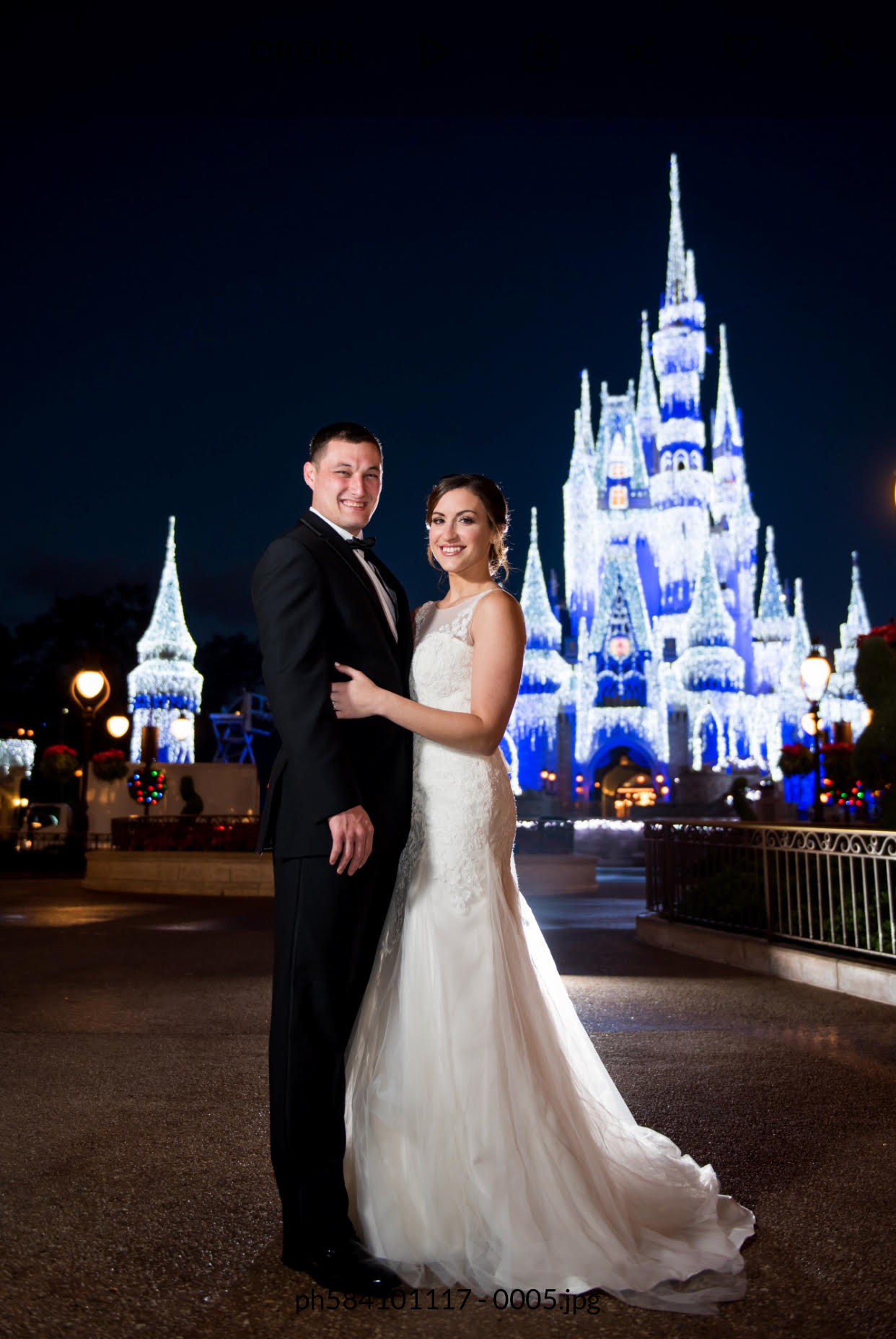 Magic Kingdom Photoshoot
