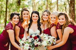 Bridle Oaks Barn Wedding