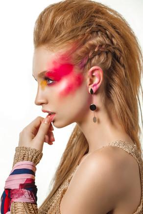 Editorial Fantasy Makeup Artist