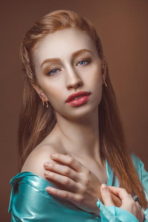 Editorial Tampa Makeup Artist