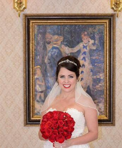 Katy DIsney Fairytale wedding