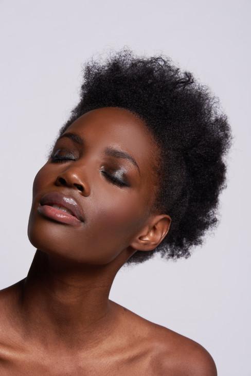 Editorial Glam Hair & Makeup