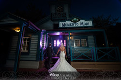 Halloween Wedding Disney World