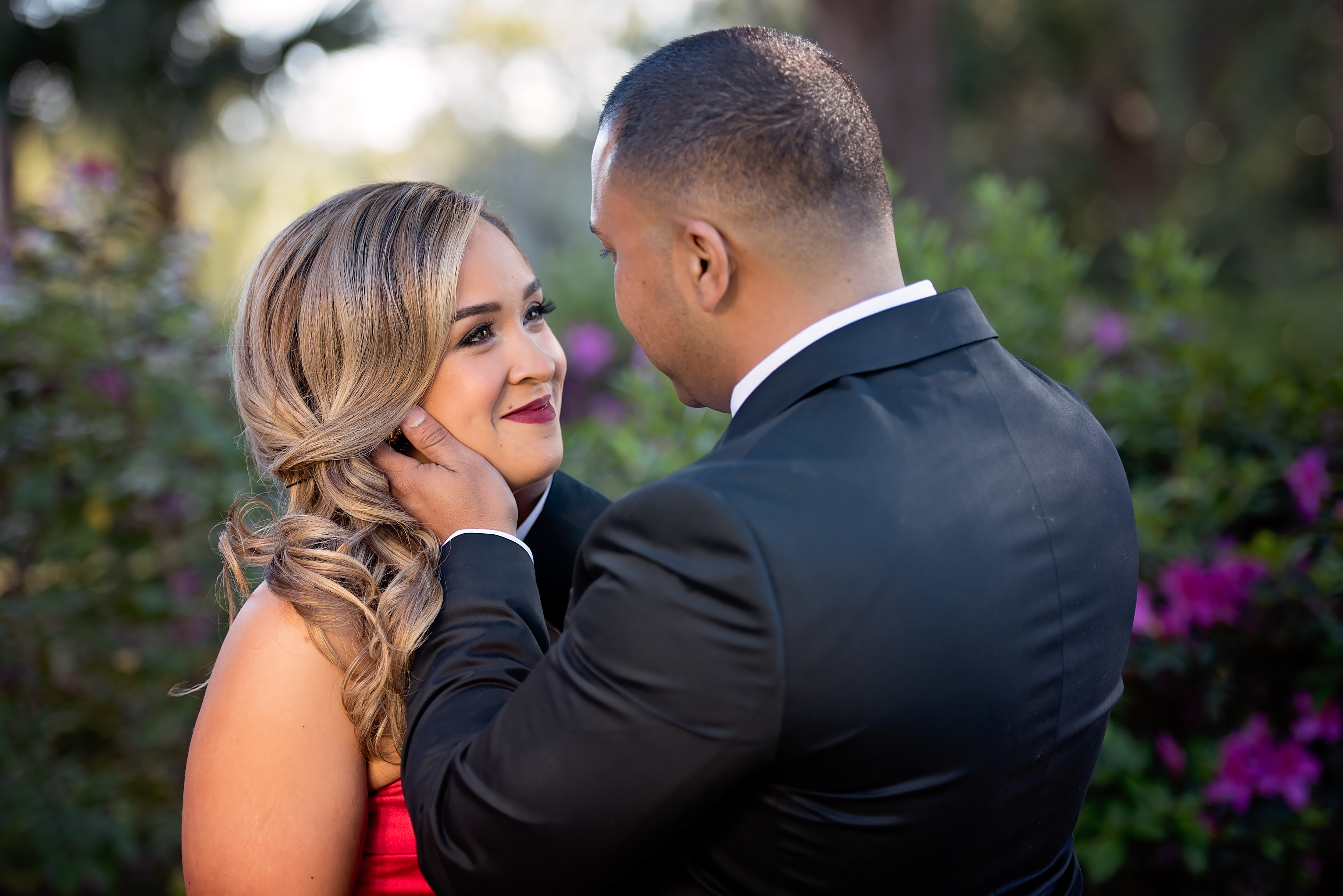 Sydonie Mansion Engagement Session - Orl