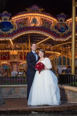 Disney Park Photoshoot