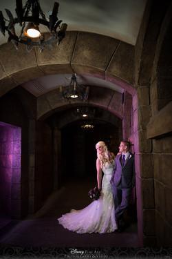 Halloween Wedding Photoshoot
