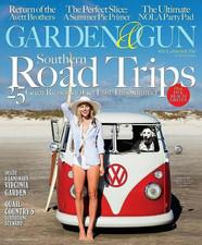 Garden & Gun Cover Shoot