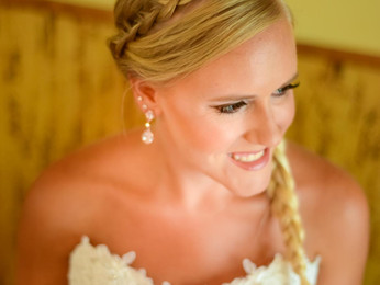 Amy & Lucas Marry at Paradise Cove Orlando