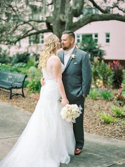 Casa Feliz Winter Park Wedding