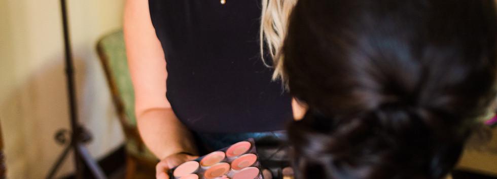 Orlando Makeup Artist & Hairstylist Team