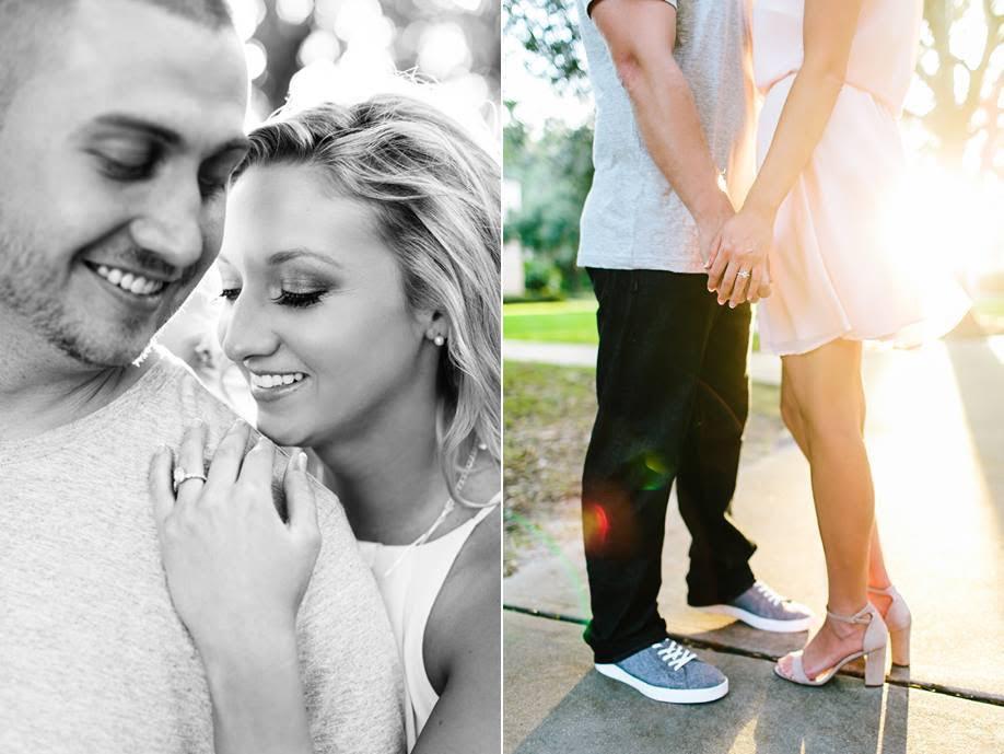 Orlando engagement. NIMA Photography