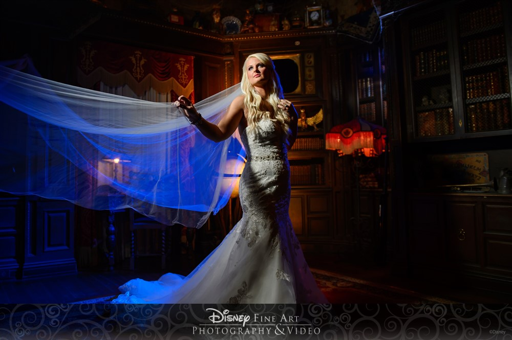 The Haunted Mansion Disney Shoot
