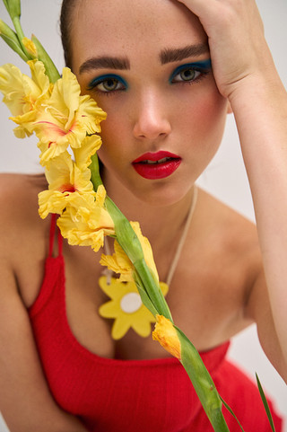 Professional Hair & Makeup Editorial Artist : Orlando Florida, Laura Reynolds Artistry