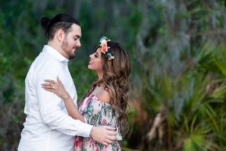 Disney Fairytale Wedding Engagement