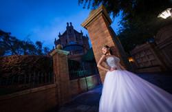 Disney Bride Airbrush Makeup