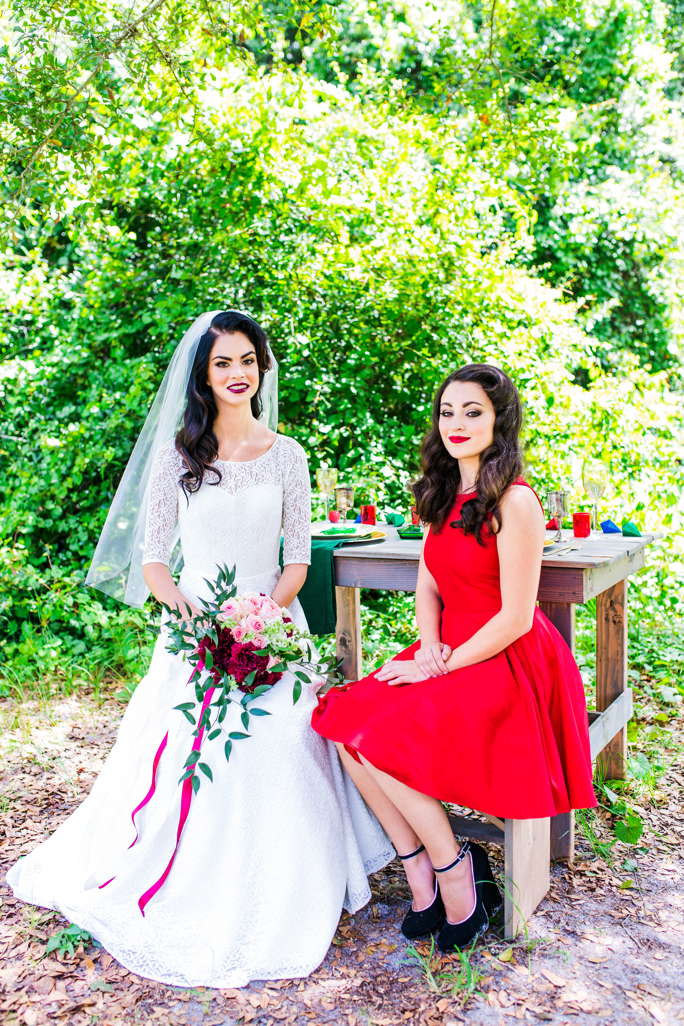 Macy and Talia