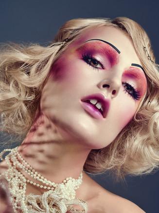 Fantasy Hair & Makeup