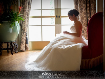 Walt Disney Destination Fairytale Wedding