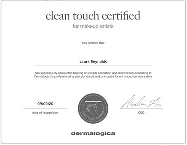 Orlando-Makeup-Artist-Covid-19-Certifica