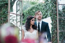 Ivy Walls Wedding