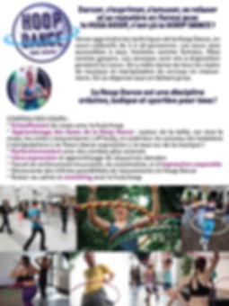 flyer A5 planete hoop dance 2019 recto v