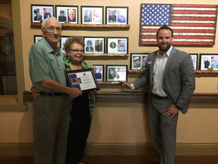 Veteran & Spouse Receive VA Pension