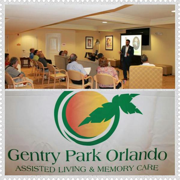VA Workshop Success at Gentry Park