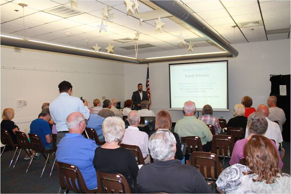 Longwood Library - VA Aid and Attendance Workshop Success