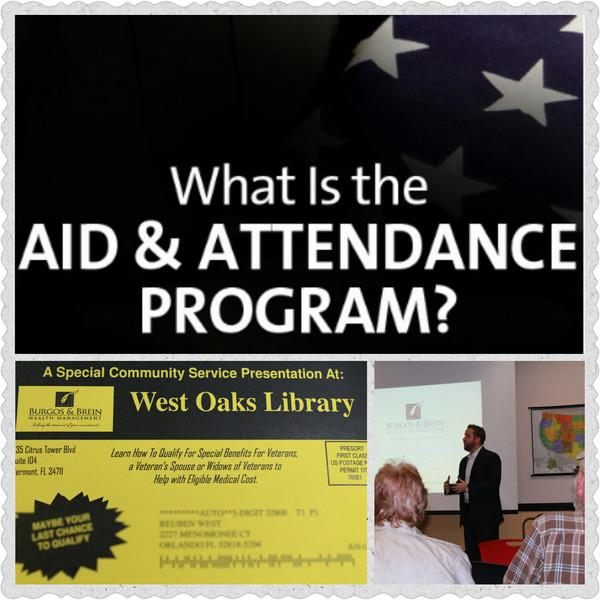VA Workshop Success at the Ocoee Library