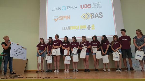 Finaliści Programu MLL 2017-2018