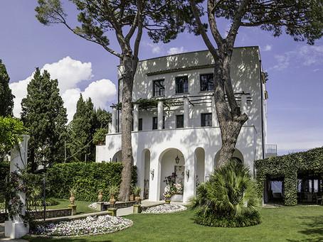 Charme mediterrâneo da Villa Eva - Ravello