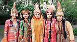 Tashkent Almaty Russia Baku