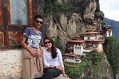 Couple Bhutan tour.jpg