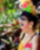 Bali Traditional Girl