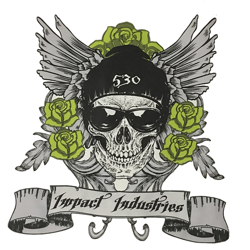 530 skull