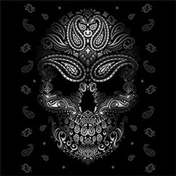 Bandanna Skull