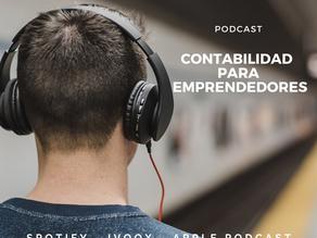 """Podcast """"Contabilidad para Emprendedores"""""""