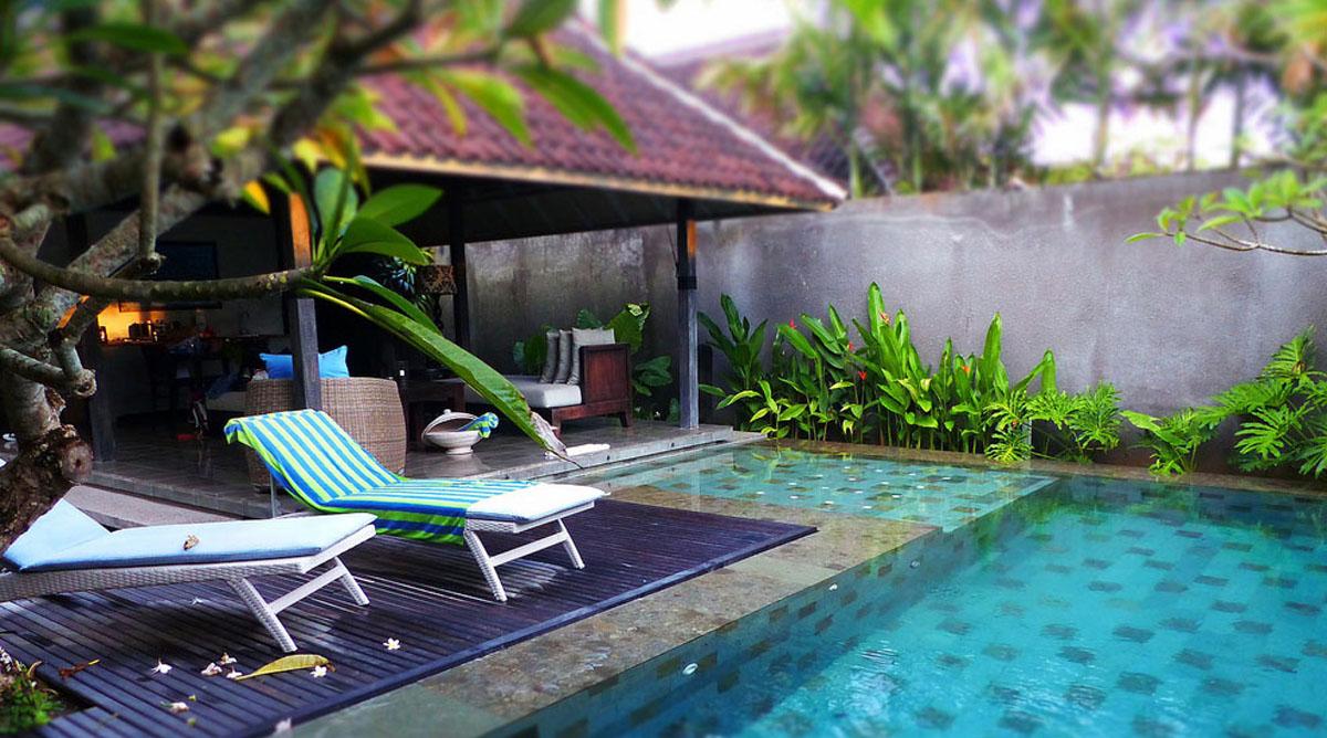 Villa de rêve à Bali