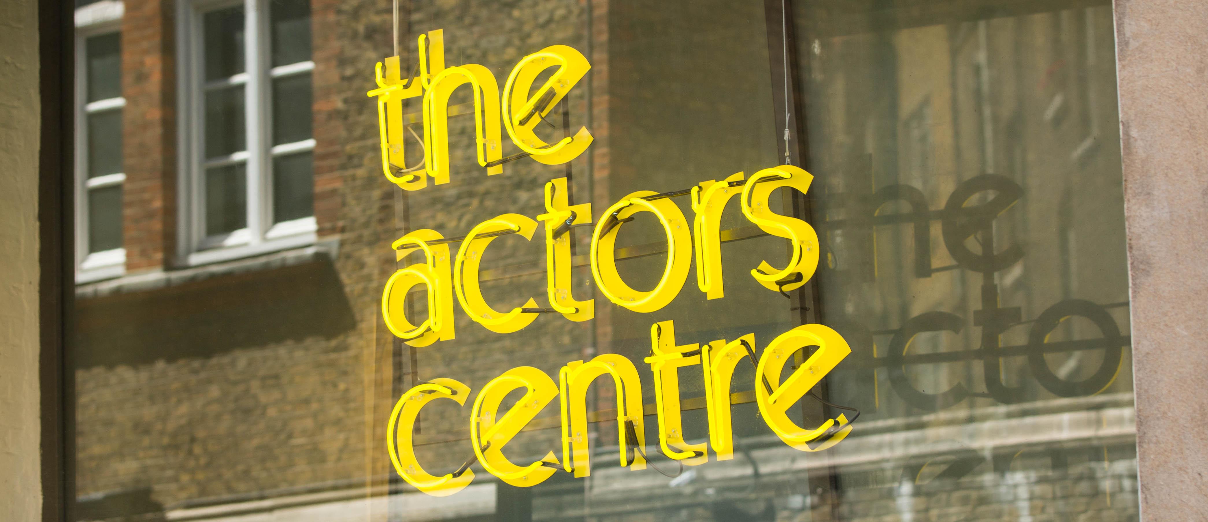 actors centre