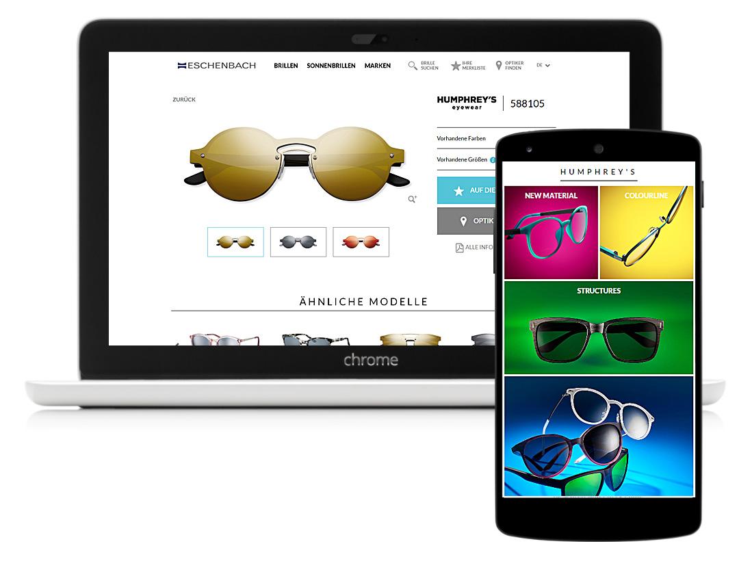 Eschenbach Optic - E-commerce