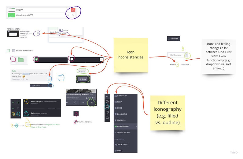 Product Design audit - sample.