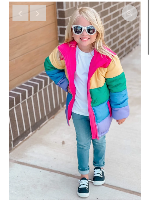 Kid Puff Jacket (Mommy and Me)