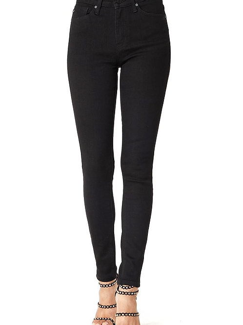 Kan Can Black Fleece Jeans
